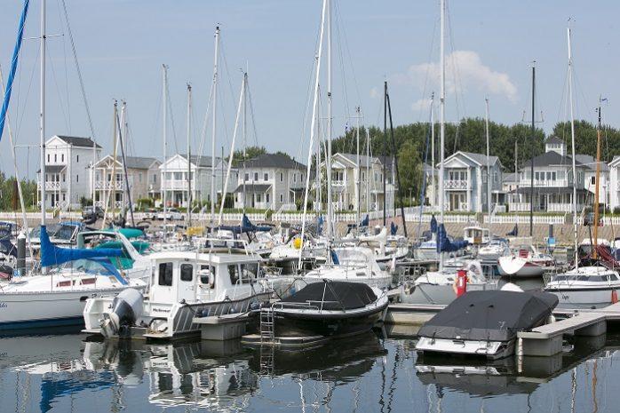 jachthaven Cape Helius