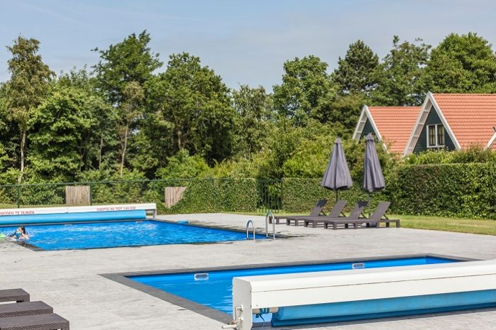Duinpark 't hof van Haamstede buitenzwembad
