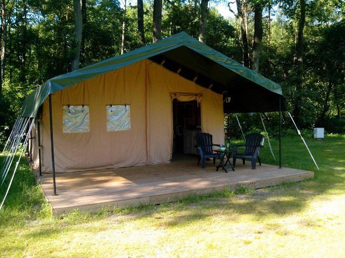 vaste tent