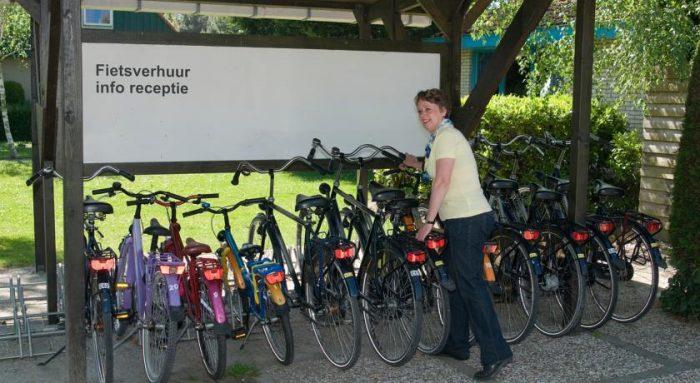 Kustpark Klein Poelland fietsverhuur