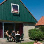 bungalow met terras