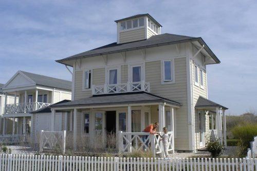 Vrijstaande villa Noordzee Residence De Banjaard