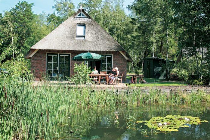 bungalow op Landgoed Het Grote Zand