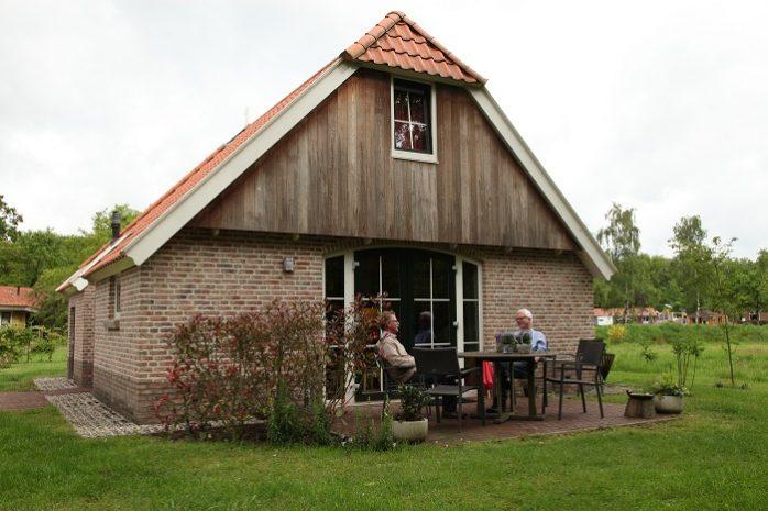 Finspark Herikerberg vrijstaande bungalow
