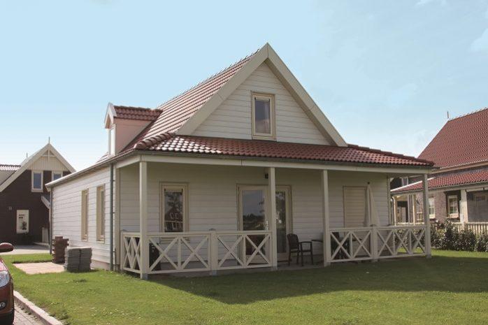 Vrijstaande villa op Zuytland Buiten