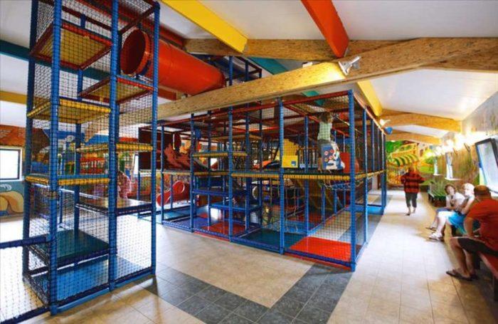 Indoorspeelplaats op Landal Mooi Zultendaal