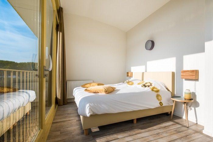 Slaapkamer urban villa