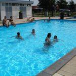 Buitenzwembad Resort de Rijp