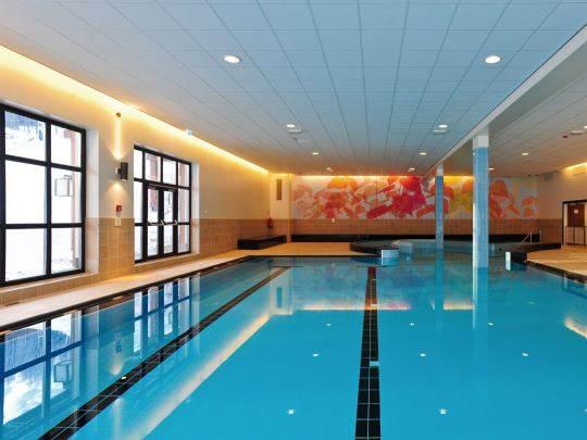 Landal Winterberg binnenzwembad