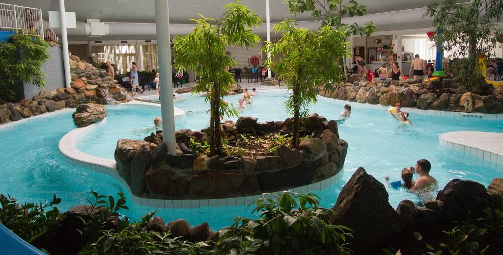 Buitenhof de Leistert, luxe vakantiepark met subtropisch zwembad
