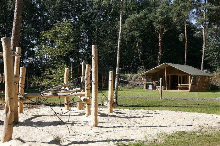 Krieghuusbelten Familievakantiepark speeltuin
