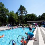 Buitenzwembad TopParken Bospark Ede
