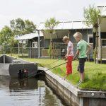 Waterpark Terkaple vissen