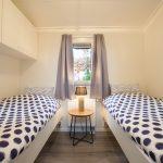 TopParken Landgoed de Scheleberg slaapkamer