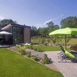TopParken Landgoed de Scheleberg tuin bij Vila