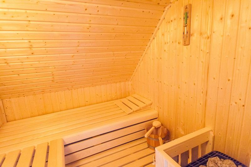 Sauna Landal Landgoed Aerwinkel
