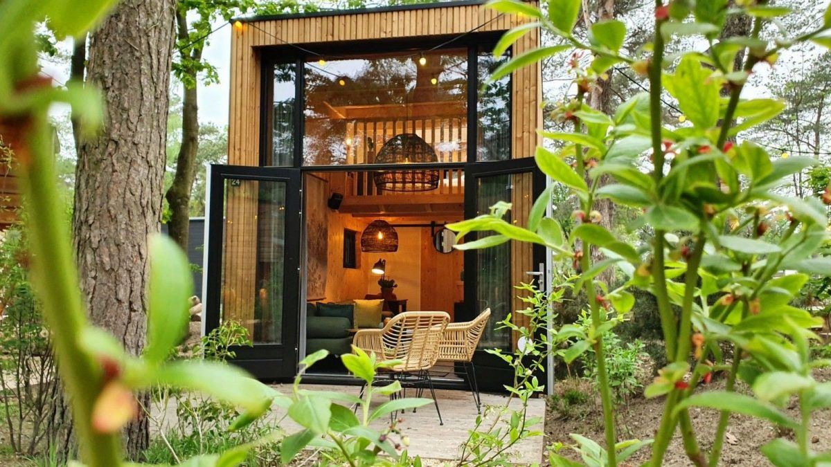 Tiny House op Droomparken