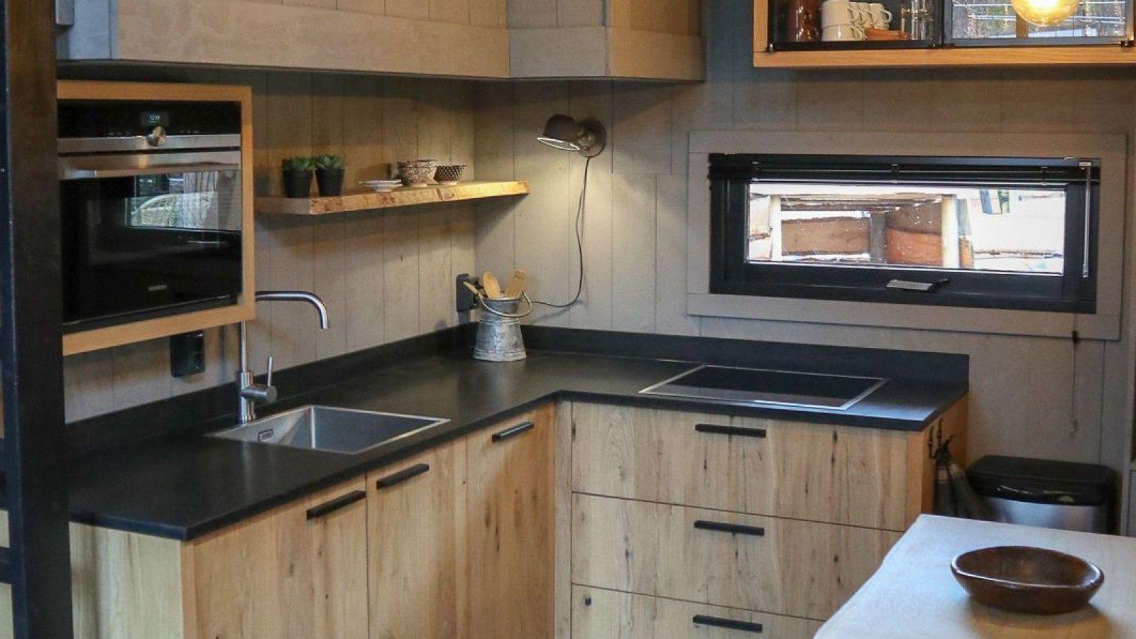 Keuken Tiny House