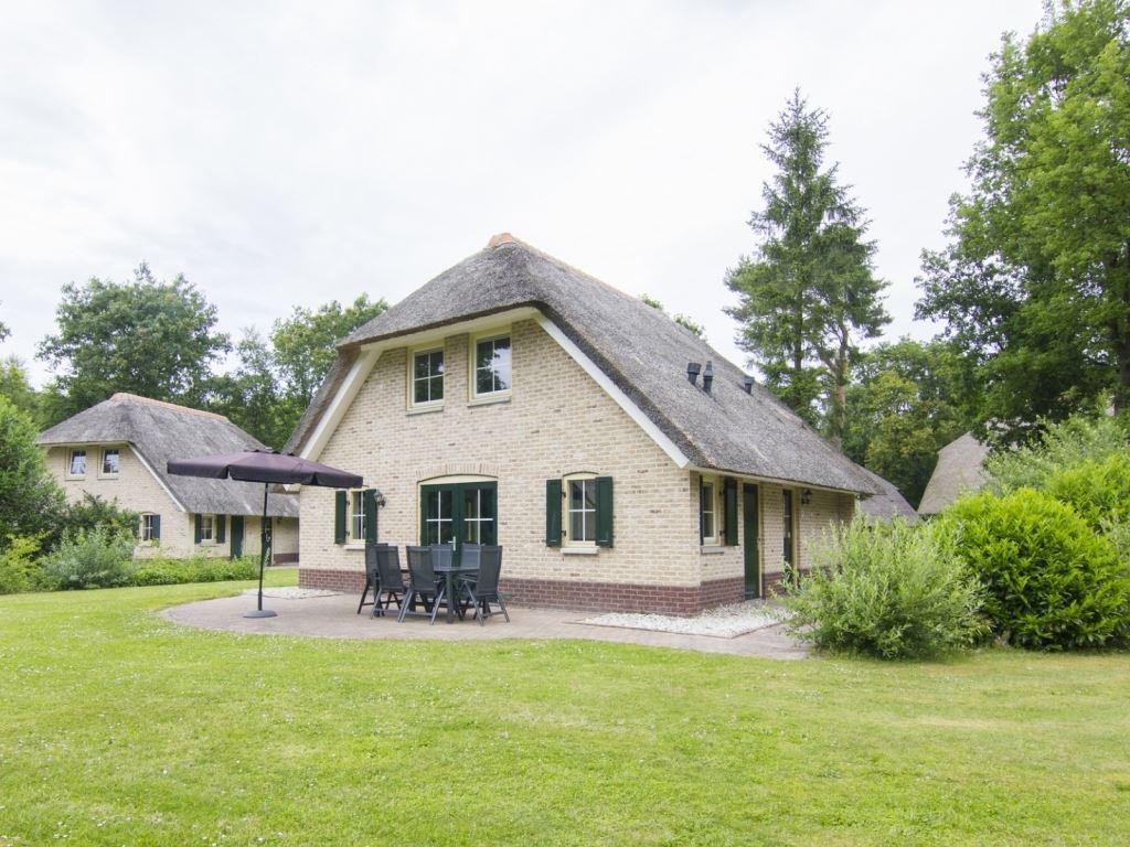 Land van Bartje, vakantiehuis Drenthe