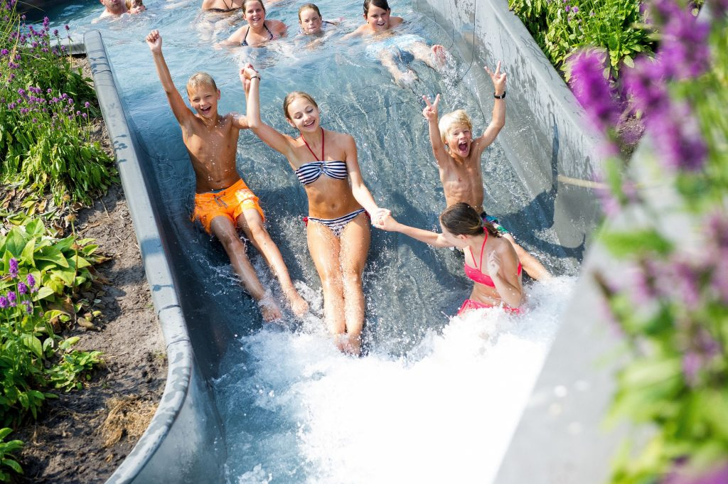 Vakantiepark in Drenthe, Hof van Saksen