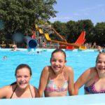 Buitenzwembad Molecaten Bospad Hoeven