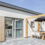 vrijstaande bungalow op Roompot Beach Resort Nieuwvliet Bad