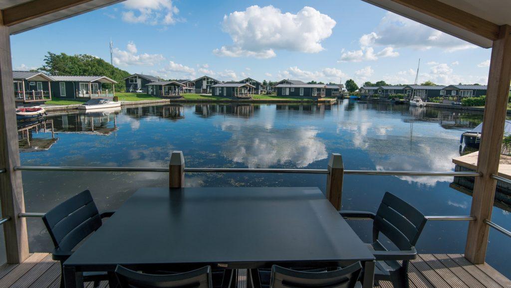 Waterpark Sneekermeer, vakantiepark Friese meren