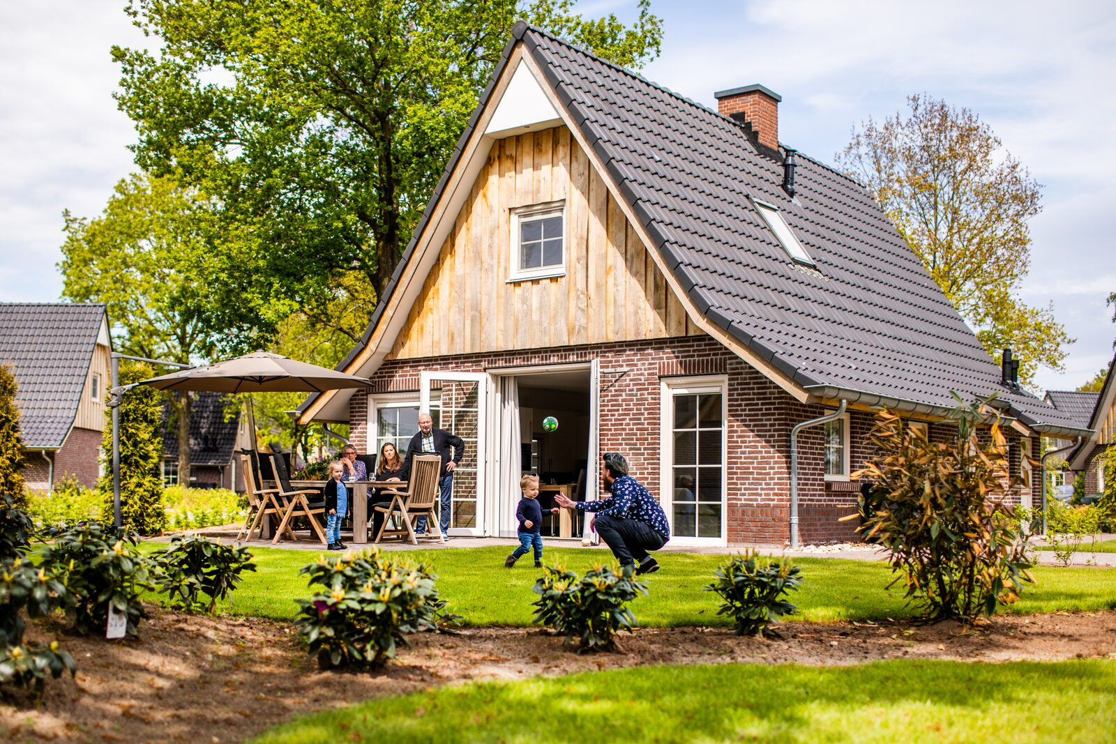 Hof van Salland, vakantiepark in Overijssel, vakantieresort in Nederland