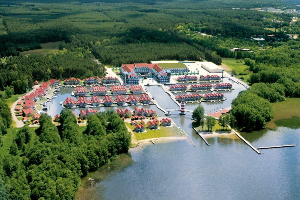 Roompot Hafendorf Rheinsberg, Vakantieparken in Duitsland