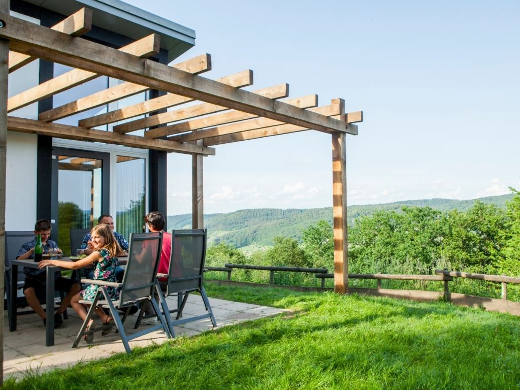 Vakantiehuis met prachtig uitzicht, Vakantieparken in Duitsland