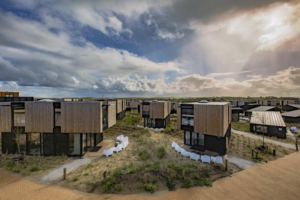 Qurios Zandvoort, vakantiehuis 10 personen aan zee