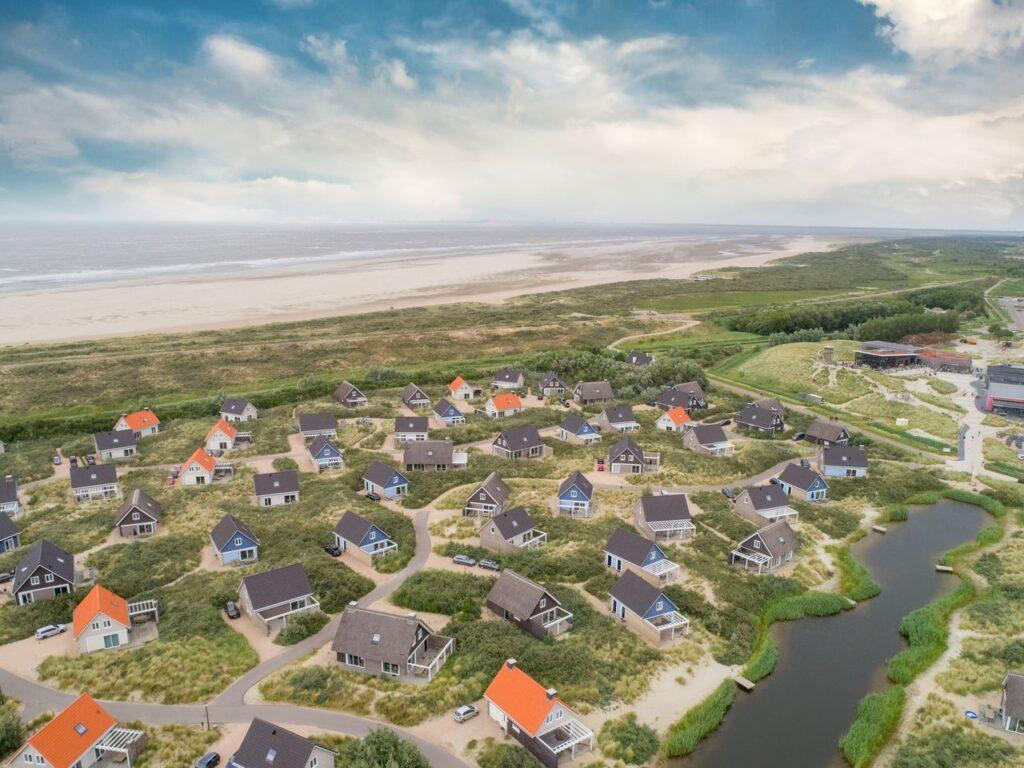 Vakantiehuis 10 personen aan zee, Vakantiepark Ooghduyne