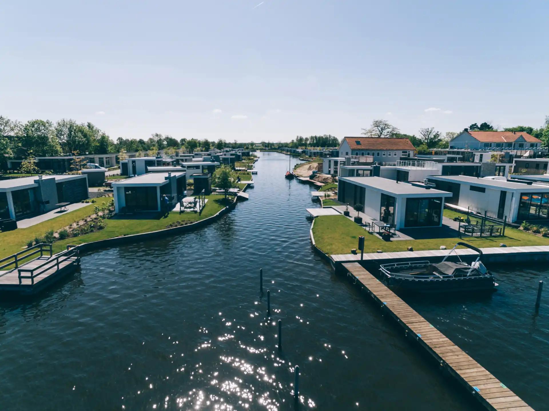 Vakantiepark aan het Veluwemeer, EuroParcs