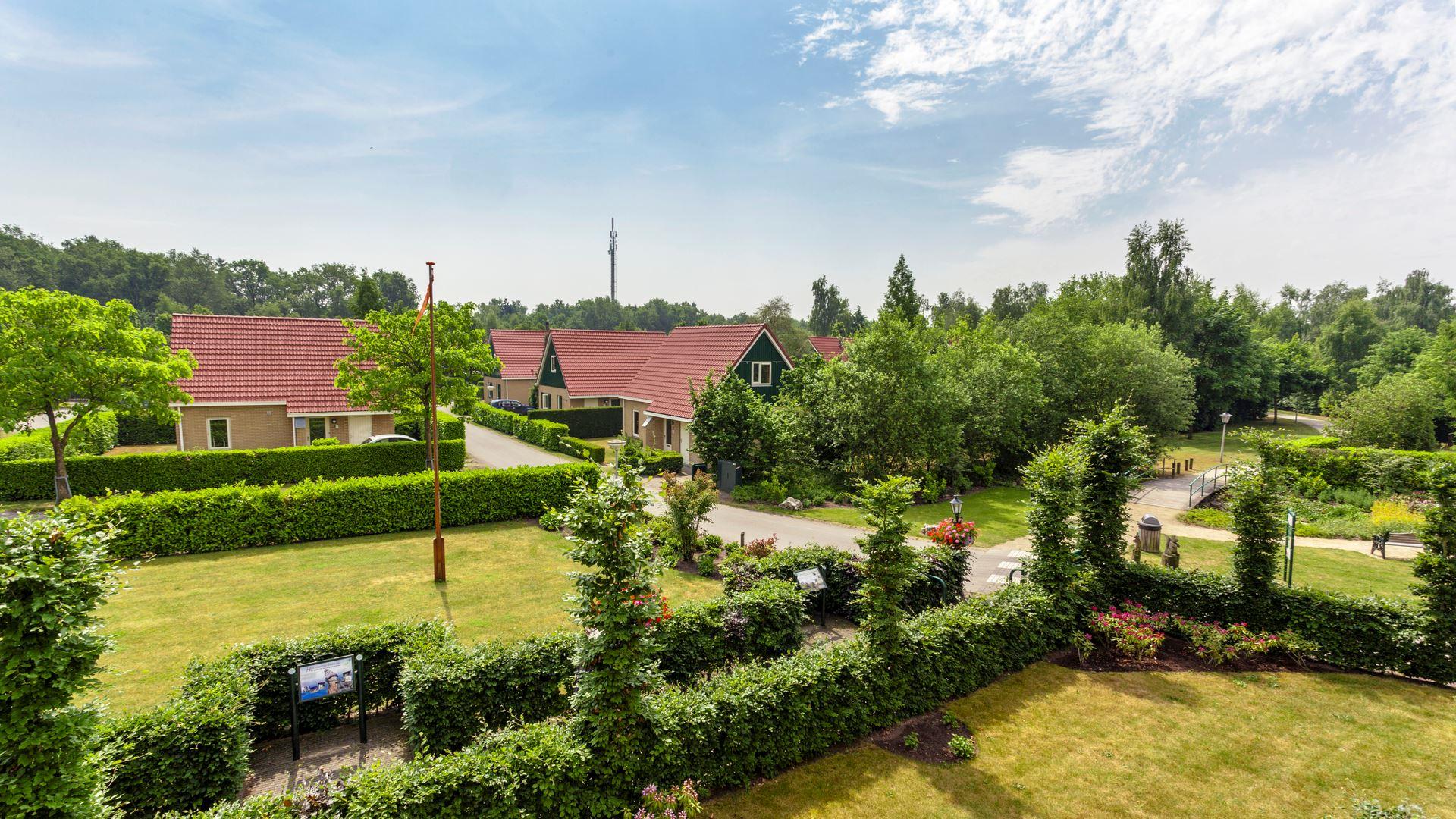 Duc de Brabant, natuur, vakantiehuisjes