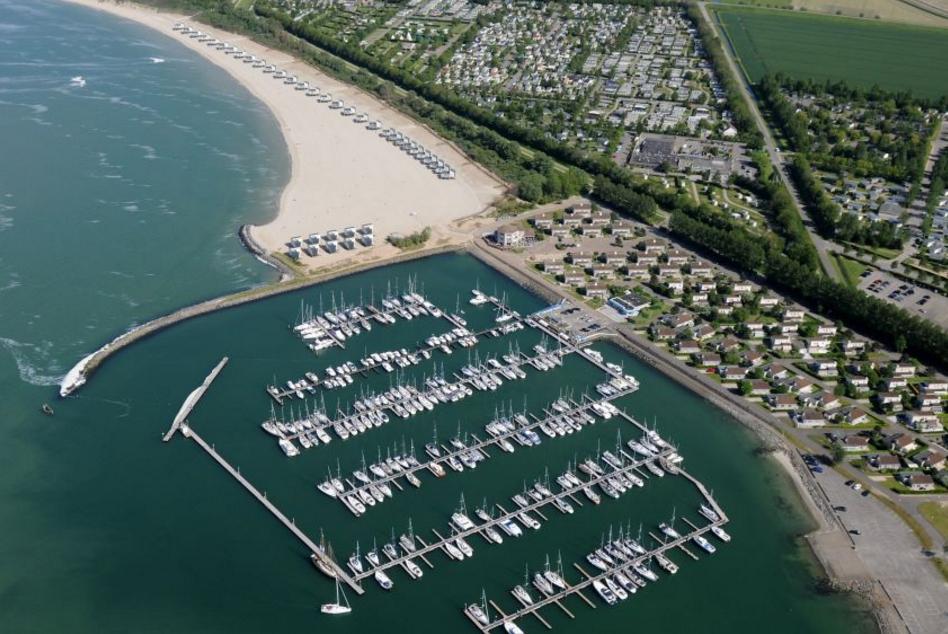 Beach Resort; strandhuisjes Nederland
