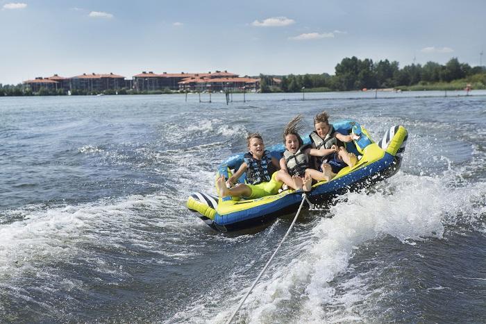 Waterpret, vakantiepark aan het water